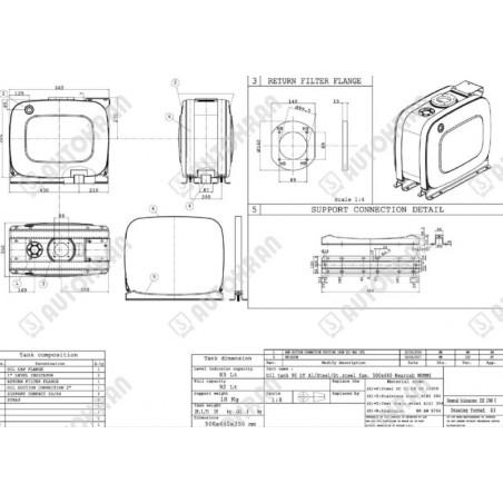 Cewka, stycznik, przekaźnik, silnika elektropompy, powerpack 12VDC / 150A