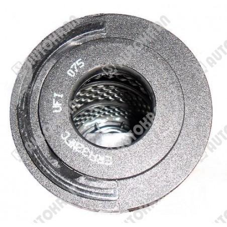 Hak oczkowy AL. 16-8, 8.0t - L= 185mm.