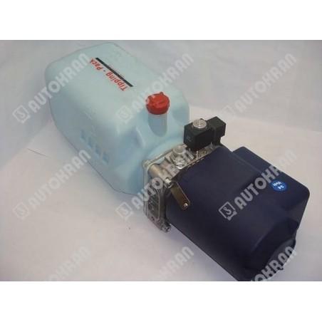 Wkład filtra ciśnieniowy HIAB radiowy - 9861092
