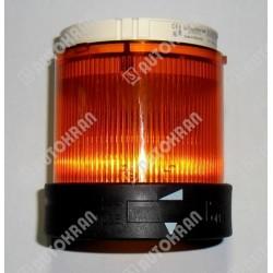 Lampa, światło - element pomarańczowy (S) - zamiennik dla części HIAB 9856650