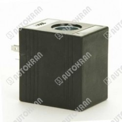 Cewka fi 16/50mm 24DC czarna rexroth (kwadratowa)