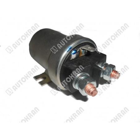 Cewka fi 16/50mm 24DC czarna, by-pass, okrągła, zamiennik HIAB - 9831037