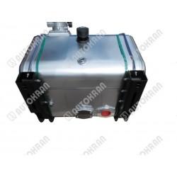Zbiornik na olej hydrauliczny naramowy 200 l. aluminiowy - oryginał HIAB 3395111
